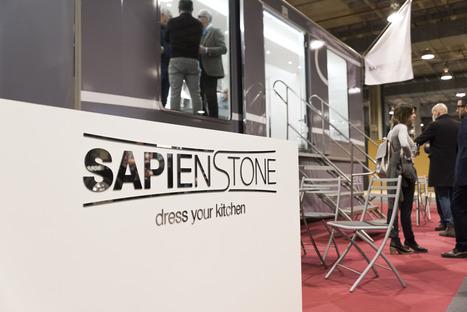 SapienStone arriva a Espacio Cocina… su quattro ruote