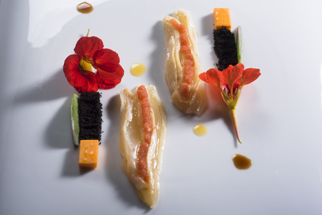 """Lo chef Terry Giacomello di """"Inkiostro"""": umiltà, passione, creatività (parte I)"""