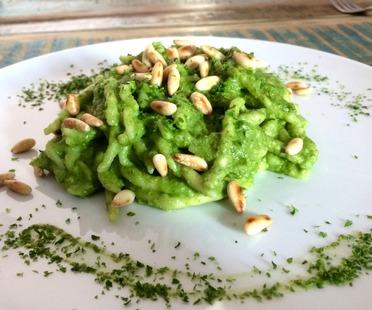 """""""Disanapianta"""": la ricetta del Pesto al basilico con semi e alghe (parte IV)"""