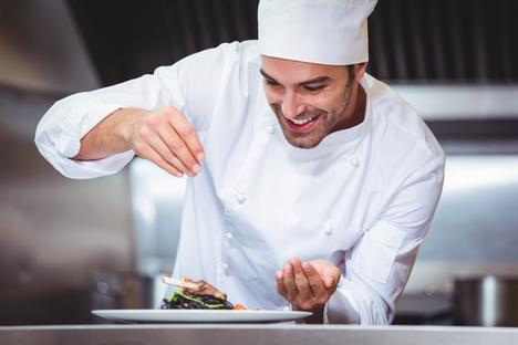 """Ritratto legale di artista ai fornelli: com'è nato """"FoodLaw"""""""