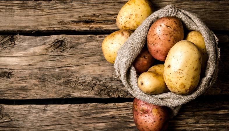 Sorbetto… alle patate: originale e buonissimo