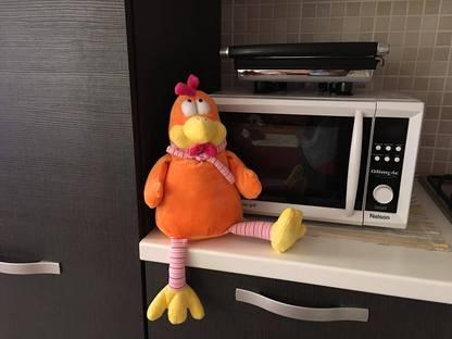Cecilia Mattioli: in cucina, più apprendista che maga