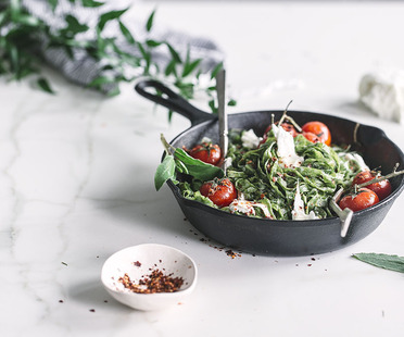 <strong>Pasta fresca verde di spinaci - ricetta di Sweet&amp;Sour</strong><br />
