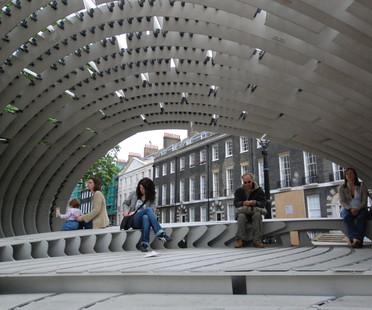 Padiglione in fibra di vetro rinforzato con cemento Fibre-C - SDA
