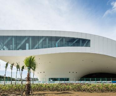 I dettagli Costruttivi del Centro d'arte di Kaohsiung dei Mecanoo