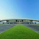 La copertura del Carrasco International Airport di Viñoly a Montevideo