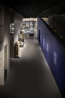 Il Museo della Romanità di Elizabeth De Portzamparc a Nimes e la sua facciata in vetro serigrafato