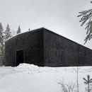 La distilleria di cemento che sembra di legno di Avanto Architects