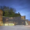 La facciata di alluminio fuso per il museo di Nieto e Sobejano a San Sebastian