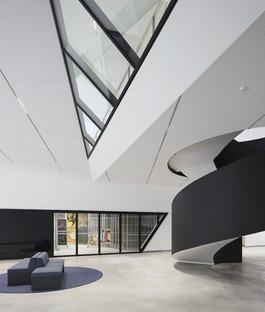 Cemento e intonaco per il MO Museum di Libeskind