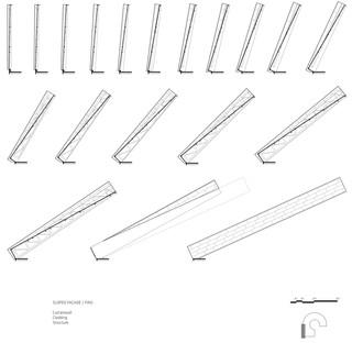Travi d'acciaio rivestite di rame per l'Isenberg School of Management di BIG