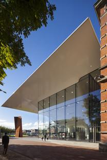 Tenax e Twaron per lo Stedelijk museum di Benthem Crouwel Architects