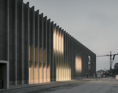 <strong>Il Museo cantonale delle belle arti di Losanna in mattoni di Barozzi Veiga</strong><br />