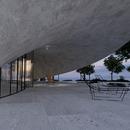 Mobius house in mattoni di canapa e cemento armato di Gibbons Design
