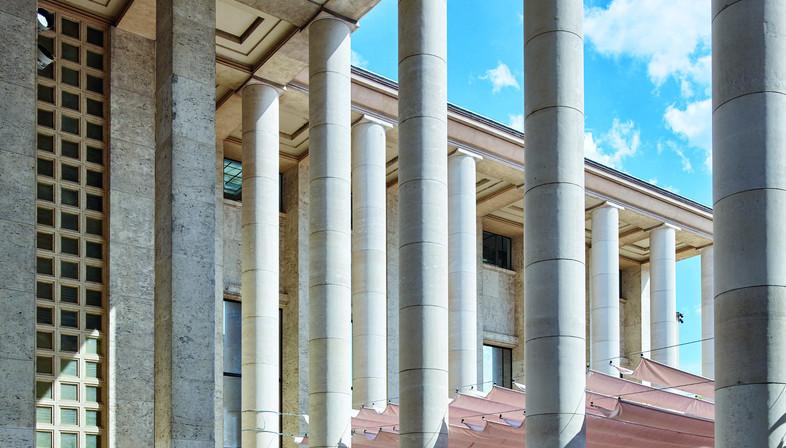 Ristrutturazione filologica del MAM di h2o architects