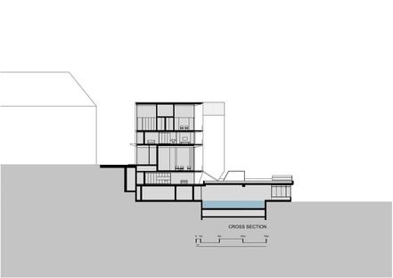 Ristrutturazione di un hotel in cemento, legno e vetro di Peter Pichler
