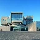 L'House of Music di CoopHimmelb(l)au, in acciaio, cemento e alluminio