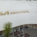 La Home of Chocolate di Christ & Gantenbein in mattoni smaltati e cemento armato