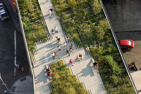 Washington Grasslands ©Iwan Baan/Courtesy of the High Line