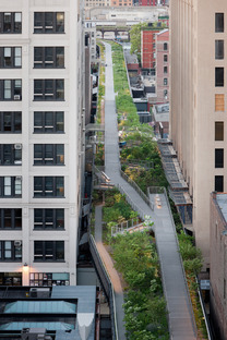 Falcone Flyover ©Iwan Baan/Courtesy of the High Line