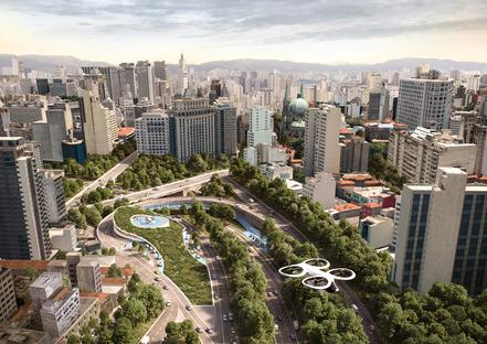 Adding value to residual spaces, Sao Paolo, MVRDV