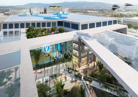 Creating multimodal RD hubs, San Francisco, MVRDV