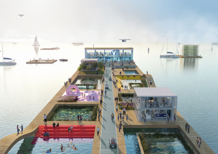 Enhancing recreational opportunities, Half Moon bay, MVRDV