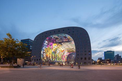 Markthal Rotterdam, Netherlands, Courtesy of MVRDV