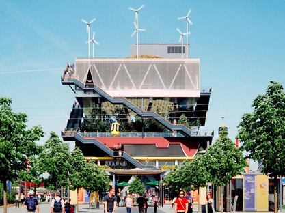 Expo 2000, Hannover, Netherlands Pavilion, Courtesy of MVRDV