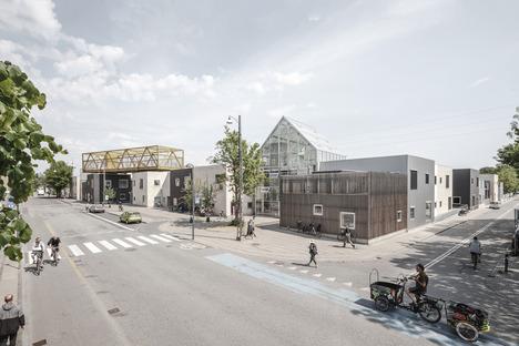 Kids' City di Christianshavn - COBE