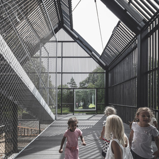 Frederiksvej Kindergarten - COBE