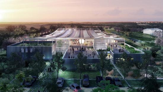 Carrefour Research Center di CBA