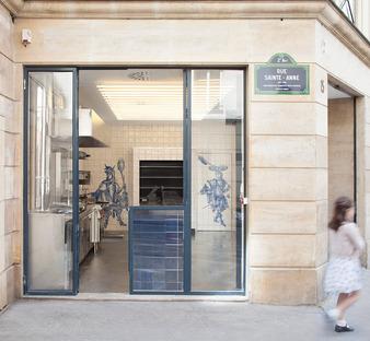 Grillé, Ristorante, Parigi, Francia. CBA.