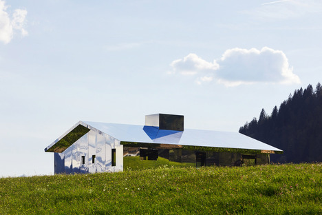 Doug Aitken, Mirage Gstaad,