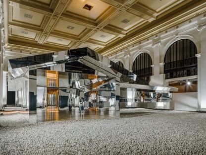 Doug Aitken, Mirage Detroit,