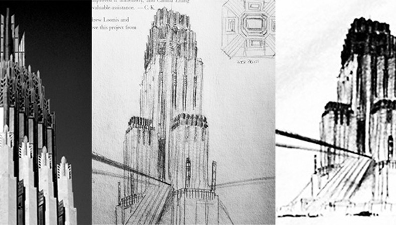 <strong>FUMETTO & ARCHITETTURA</strong><br />