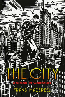 Frans Masreel, The City, Bookcover